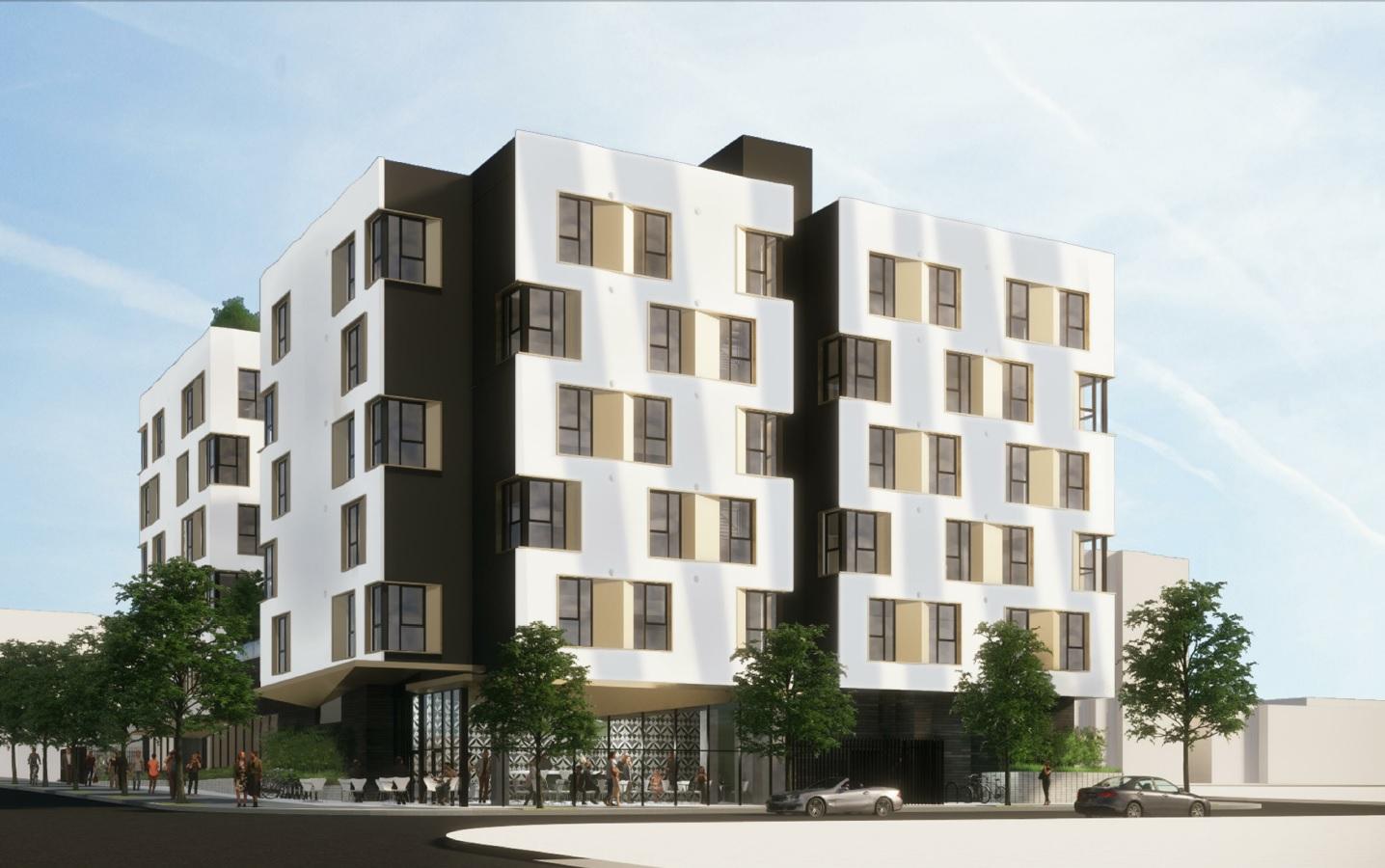 Highland Apartment – Elevations